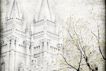 Amazing Grace: My Faith and Devotion / The Church of Jesus Christ ofLatter-Day Saints  guides my Faith and devotion to The Creator.  Yes, I am a Mormon. / by Carmen Martinez