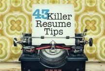 CV / Resume tips / Tips for creating a winning CV / Resume