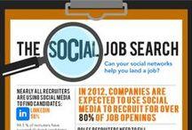 Social Media in job application