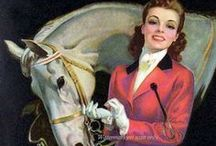 Equestrian Style / Horses Hounds & Stylish Homosapiens - A thank you to my followers - Please be courteous and limit pinning to 10 per day - Those that overpin will be Blocked - Enjoy / by Linda in Va.