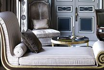 Home: Old Hollywood glam (regency)/De Luxe