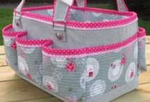 Projects to try - Sew/Bags & Baskets / by Bau da Gaby Craft Studio