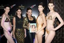 Models on the Ramp to celebrate 50 years of Sports Illustrated India