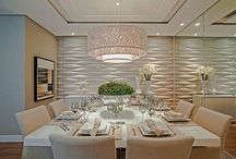 Salas de Jantar / Salas de Jantar decoradas