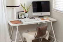 Escritórios e Home Offices / Decoração de Escritórios e Home Offices