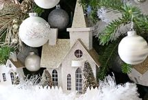 Natal e Ano Novo / Idéias de decoração natalina e ano novo!