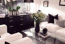 Pequenos Apartamentos / Idéias para Apartamentos Pequenos