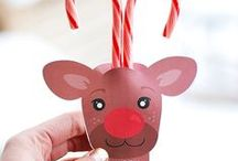 Christmas Crafts with Kids / Fun things to make and do with kids