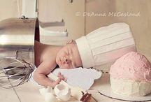 Ensaio Fotográfico Bebê / Lindas idéias para inspirar fotos perfeitas do seu recém nascido!