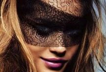 Veiled Beauty / ~Lace Veils~ A thank you to my followers - Please be courteous and limit pinning to 10 per day - Those that overpin will be Blocked - Enjoy  / by Linda in Va.