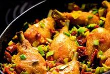 Chicken Dinner Idea