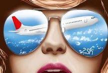 ~JET SETTING~ / Jet set Lifestyle / by Linda in Va.