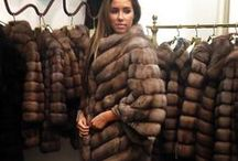 Fourrure zibeline / All in sable fur