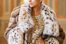 Bi-fourrure / Vêtements en fourrures composé de deux ou plusieurs types de fourrures