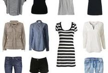 Capsule Wardrobe / Less decisions - better choices.