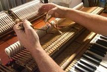 Piano Restoration / Specializing in Steinway restoration. We provide all aspects of repair, regulation & restoration, for acoustic grand & upright pianos. We are based in the Hudson Valley, NY and New York City area www.supremepianos.com