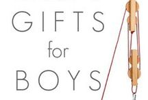 Gift Ideas for Boys / Christmas gifts for boys