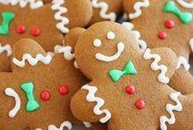 CHRISTMAS FOODS /