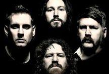 mastodon / Brent Hinds, Bill Kelliher, Troy Sanders and Brann Dailor