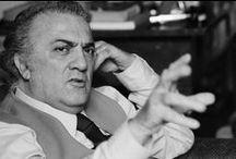 """Finding Fellini"" Lookbook / Writer/director lookbook for my dramedy screenplay"