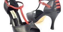 Imagine tango shoes