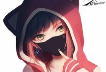Cartoon/ Anime/ Chibi