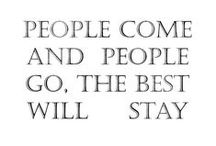 live by.