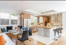 Contemporary Kitchens / Contemporary Kitchen Cabinet Ideas from our Project Portfolio