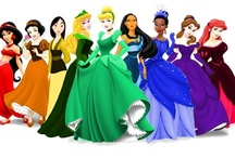 Disney Princesses / by Laura Zappi