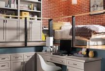 Other Spaces / Entertainment Center, Home Office, Bedroom and Other Cabinet Ideas