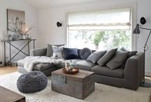 So Many Living Rooms to Choose From / by Nia De Alba