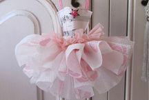 Paper/material dresses
