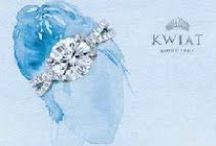 KWIAT / Kwiat jewelry including engagement rings, wedding band, bracelets, rings, earrings, necklaces and more! / by C.D.Peacock
