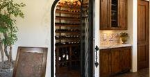 Home Bars & Basements / Cabinetry for home bars and basement spaces