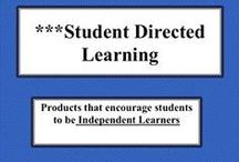 ***Student Directed Learning / For anything that encourages students to be independent learners, while reducing paperwork and grading for language arts teacher.  After all, self directed and independent learners become responsible adults.Visit me at my TpT store:   http://www.teacherspayteachers.com/Store/Judith-M-Darling-Razzle-Dazzle-Learning