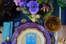 Design - Table Settings & Tablescapes / Table Design Décor Inspiration for Events and Interior Design / by Interior Compositions, LLC