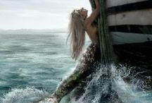 Call Of The Siren /     Always be yourself.....unless you can be a mermaid.......then always be a mermaid!!!!! / by 🌴Jeri Raikos