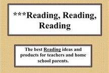 ***Reading, Reading, Reading / Reading is one of the best things about life, and every child should be able to do it proficiently and joyfully.  To that end, please pin your best reading lessons. Visit me at my TpT store:   http://www.teacherspayteachers.com/Store/Judith-M-Darling-Razzle-Dazzle-Learning