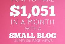Build Your Blog / Blog tips only please!