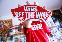 "Sick Vans / Vans ""Off The Wall"" / by Kyle Young"