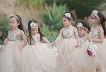 Flower Girl Dresses / Beautiful! / by Casual Elegance Boutique - Beverly Girolomo