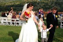 Rebecca & Rollin's Wedding / Bridal Giveaway Winner 2012 has her dreams come true
