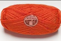 Yarn: Kambgarn / Kambgarn is made of Merino Wool. It is perfect for baby clothes and other soft garments. http://www.alafoss.is/knitting-yarn/kambgarn-en.html
