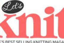 UK Magazine / Let's Knit Magazine - Knit Now Magazine