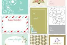 Christmas  / Christamas gift ideas and DIY inspiration