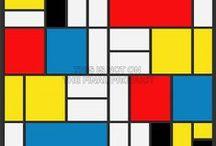 Mondrian moments