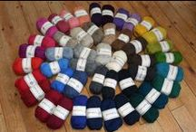 Yarn: Einband / Einband is a 100% pure Icelandic lace weight yarn and is perfect for creating delicate items such as shawls and other light garments.