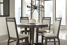 Dining Rooms / From large formal dining rooms to a small kitchen space, here you'll find dining tables and chairs that will meet your entertaining needs.