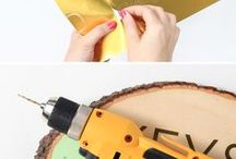 DIY / Creative DIY ideas to try or just enjoy looking at