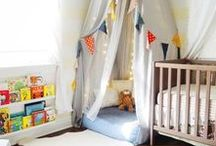 Kid's Room / Inspiration and ideas for decorating and designing kids rooms